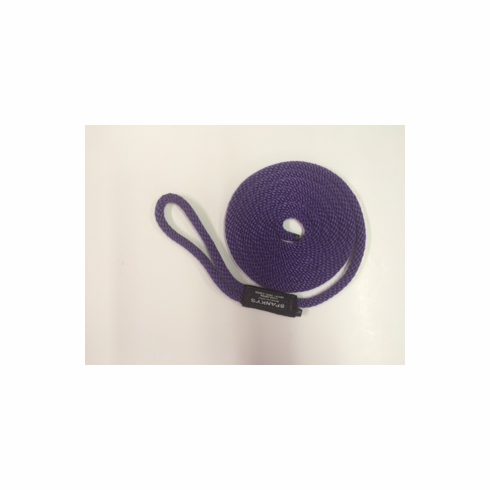 10ft 7/16 Polyproplylene with Loop Purple