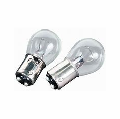 Camco Replacement Bulb 1076 (2 Pack)