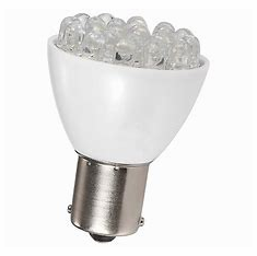 Green LongLife LED Bulb 1139/1156