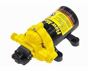 Flow Max 3-Chamber Fresh Water Pump