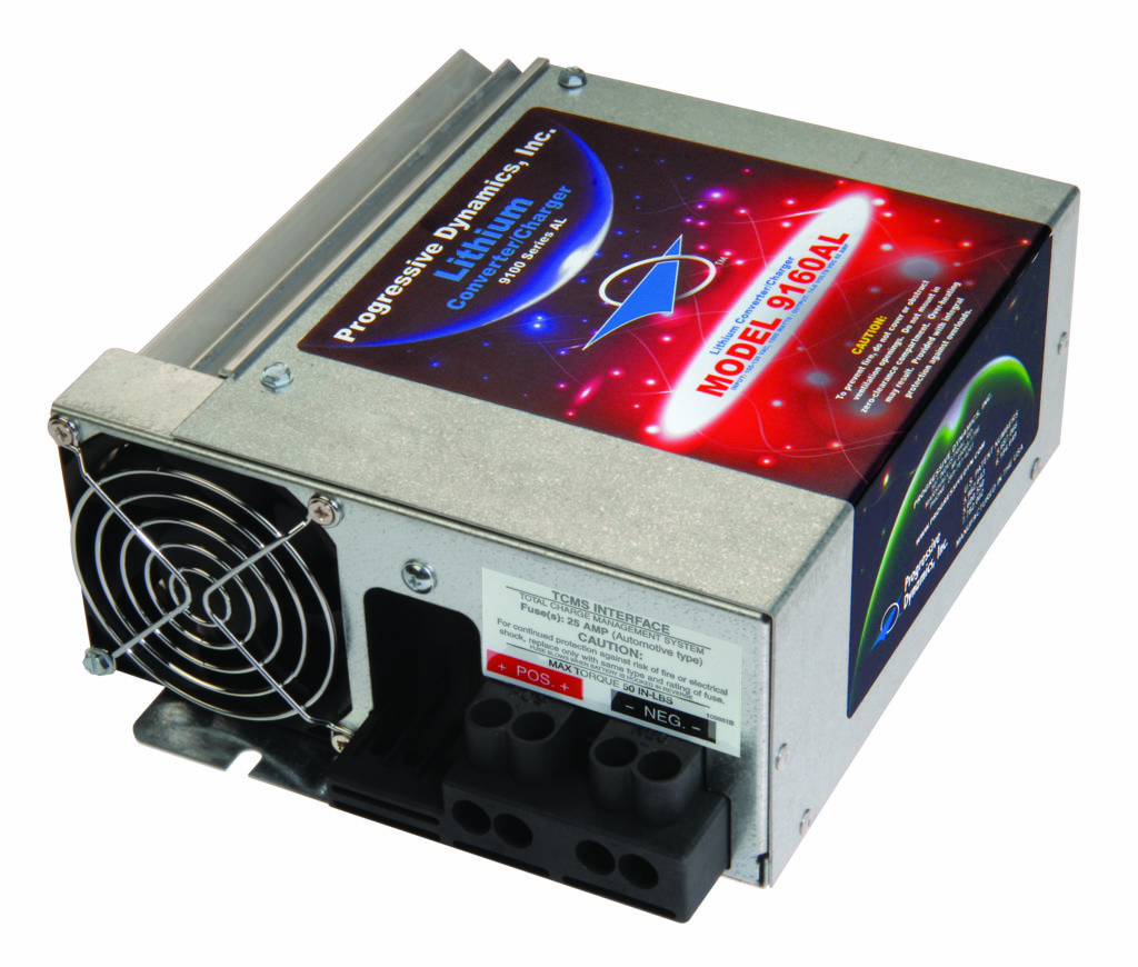 60 AMP Lithium Battery Converter Charger