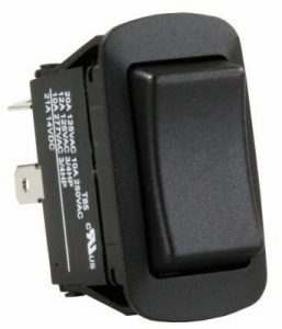 JR Water Resistant Mom-On/Off/Mom-On Reversing Switch (13865)