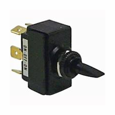 Sierra Toggle Switch ON-OFF-ON DPDT