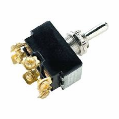 Seachoice 12141 Toggle Switch ON-OFF-ON