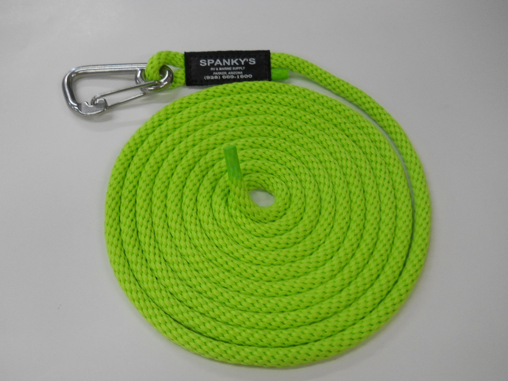 15' Bow Line-Lime