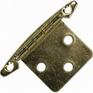 JR Free Swing Flush Mount Hinge (Set of Two)