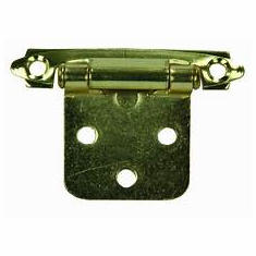 JR Self Closing Flush Mount Hinge (set of two)