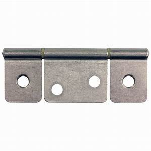 JR Non Mortise Hinge (set of two)
