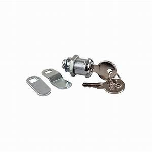 Jr standard 7/8 compartment key lock