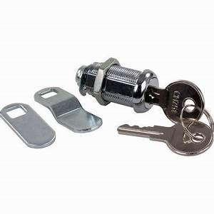 Jr Standard 1-1/8 Compartment Key Lock