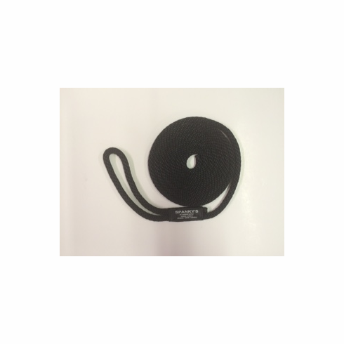 10ft 7/16 Polyproplylene with Loop Black
