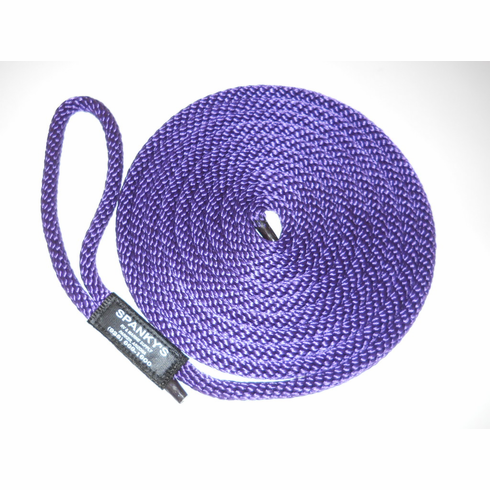 15ft 7/16 Polyproplylene with Loop-Purple