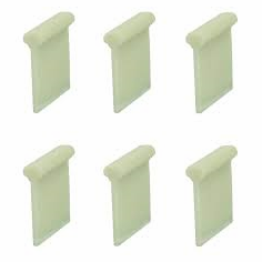 jr sew-in curtain tabs 14/pkg