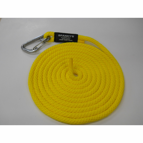 15' Bow Line-Yellow