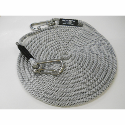 """25' X 7/16"""" Tow Line-Silver"""