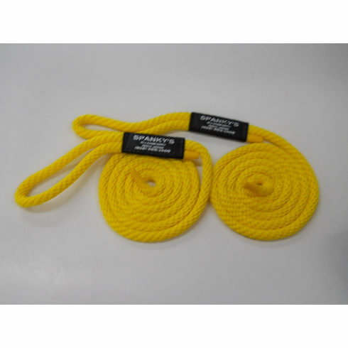 5' Fender Ties-Yellow