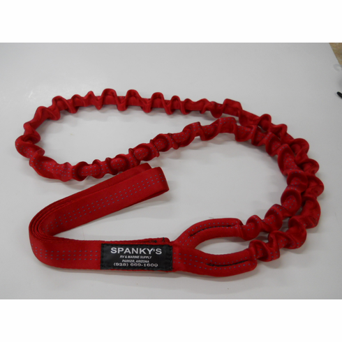 6ft Bungee-Red