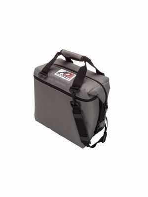AO COOLER (12 PACK) CHARCOAL