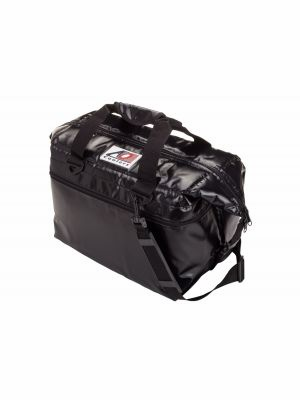 AO COOLER (24 PACK) BLACK-VINYL