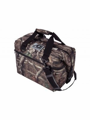 AO COOLER (24 PACK) MOSSY OAK-CANVAS