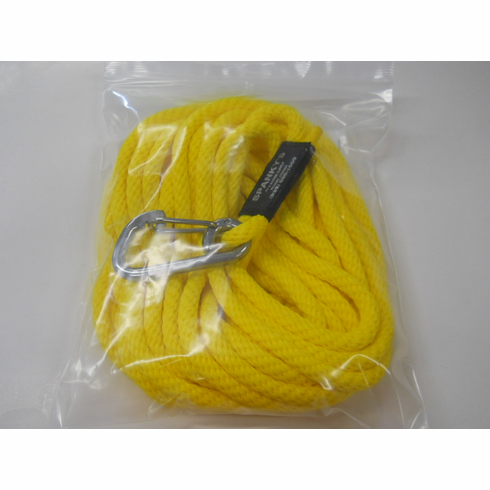 40ft Bow Line-Yellow
