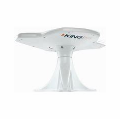 King Jack Roof-Mounted Directional HDTV Antenna with King SurLock Signal Finder