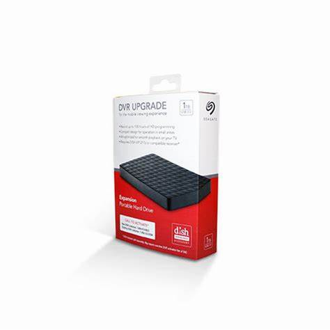 DVR Upgrade Expansion Portable Hard Drive (1TB)