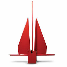 Greenfield coted anchor red