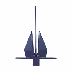 Greenfield coted anchor blue