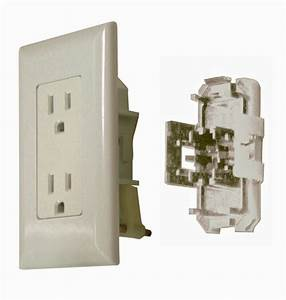 Diamond Ivory Self-Contained Receptacle
