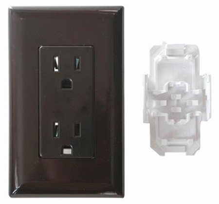 Diamond Rec Self-Contained (Brown)
