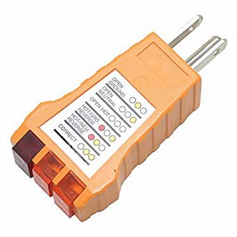 AC Outlet Circuit Tester