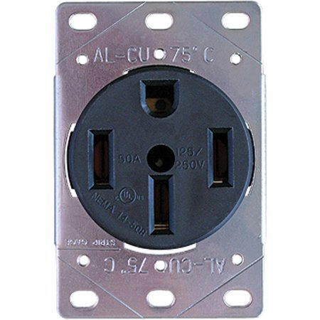 50Amp Dead Front Receptacle