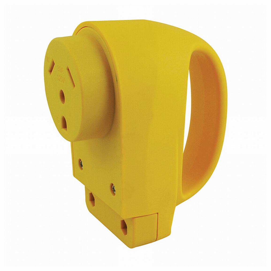 RV Replacement Connector Female 30A 125A