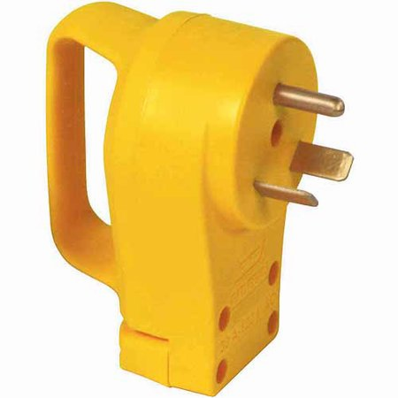 RV Replacement Plug Male 30A 125A