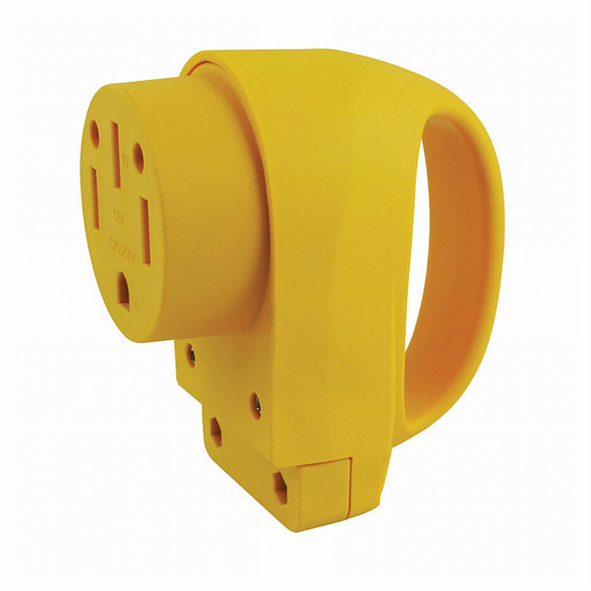 ParkPower 50A 125/250V Female RV Replacement Connector