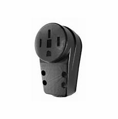 Voltec 50 AMP Replacement Head Receptacle