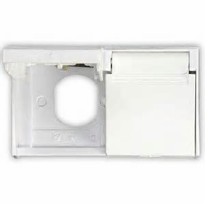 Duplex Weatherproof Outlet Cover