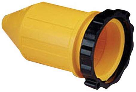 ParkPower Weatherproof Cover with EasLock Ring 50A 125/250V