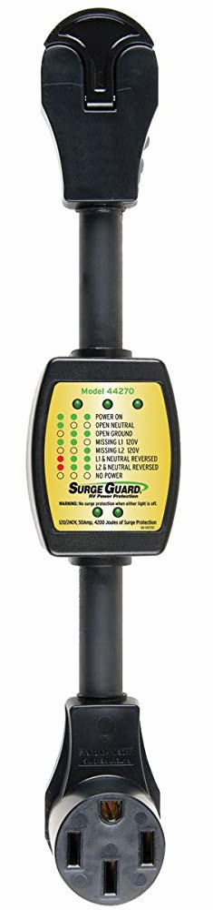 50AMP Surge Guard RV Power Protection