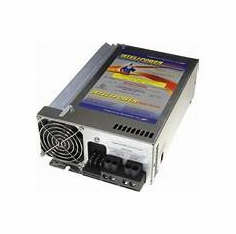 Inteli-Power 9000 Series 80 Amp Electronic Power Converter with built in Charge Wizard