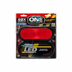 "Optronics LED 6"" Trailer Light Set"