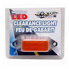 Road Warrior Submersible LED (Amber) Clearance Light
