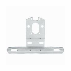 Metal License Plate Mounting Bracket