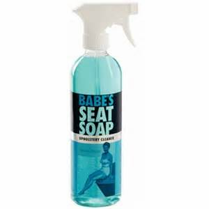 Babes seat soap