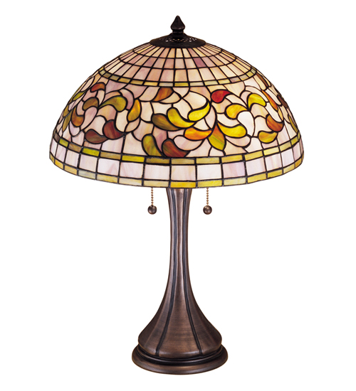 Turning Leaf Table Lamp