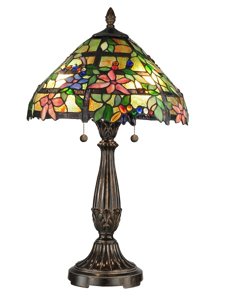 Trellis Table Lamp