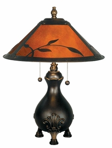 Leaves Table Lamp