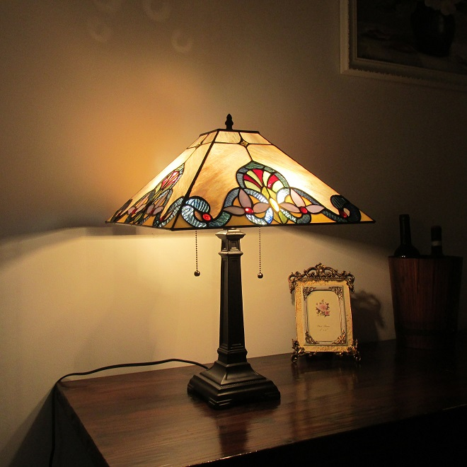 Chloe Patty Table Lamp