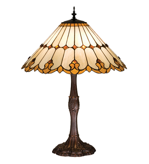 Nouveau Cone Table Lamp